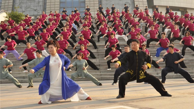 2019年 第九屆 香港 陳式太極拳 培訓營